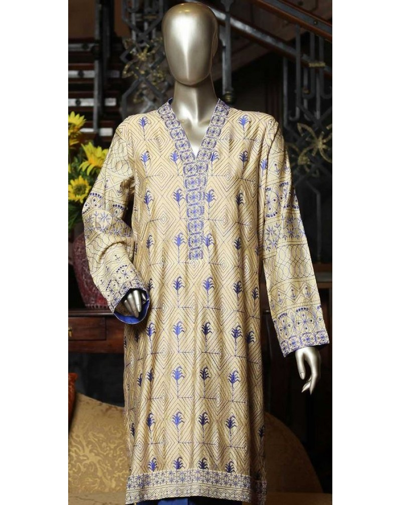 Embroidered Formal Kurti 2